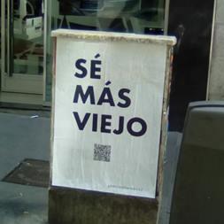 pegado carteles madrid